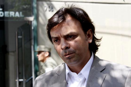 Emilio Guanini, abogado querellante