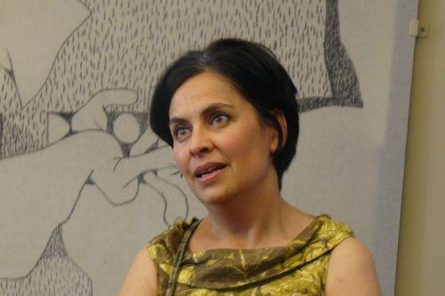 Resultado de imagen para la artista Claudia Fontes