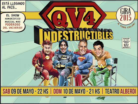 "Qv4 ""Indestructibles"""